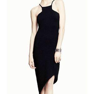Black Express Midi Dress